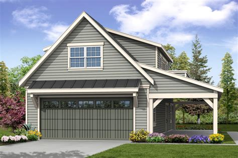country house plans garage wloft