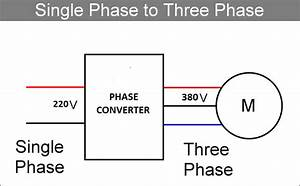 Thaer  Single To 3phase Electric Power Converter
