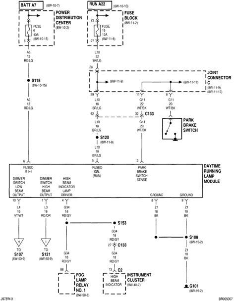 1999 dodge ram headlight switch wiring diagram somurich
