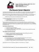 Pics Photos Career Objective Examples For Resume Why Resume Objective Is Important Why Resume Objective Is Important Sample Resume With Professional Title For Job Objective