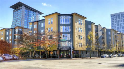 City Appartments by City Square Bellevue Rentals Bellevue Wa Apartments