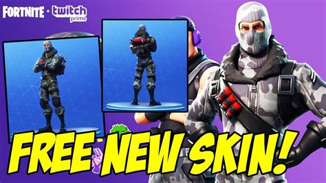 fortnite   skin amazontwitch prime skins