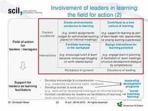Trends in Learning Management - Leaders as facilitators of ...
