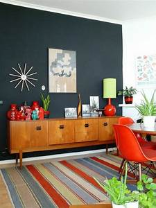 Wandfarben Wohnzimmer Beispiele : moderne wandfarben 40 trendige beispiele ~ Markanthonyermac.com Haus und Dekorationen