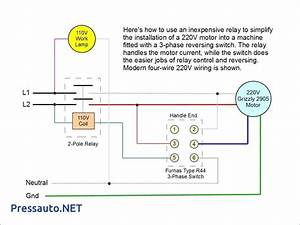 110v Relay Wiring Diagram