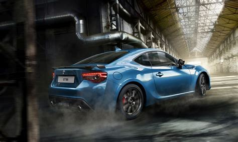 toyota gt club series blue edition revealed
