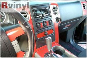 Dash Kit Decal Auto Interior Trim For Ford F