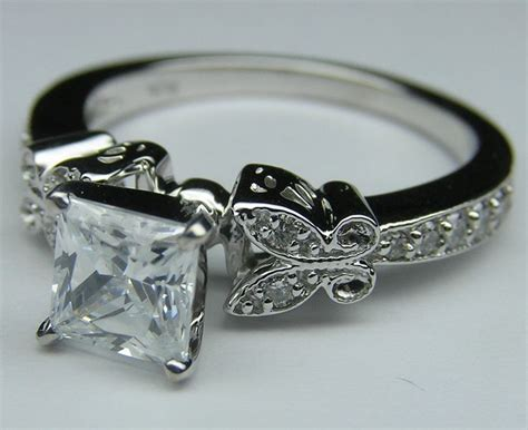 Wedding Rings Pictures Butterfly Ring Wedding
