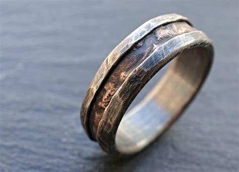 buy  hand  cool mens ring alternative wedding band