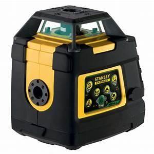 Niveau Laser Stanley : stanley lasers et d tecteurs niveaux laser rotatifs ~ Melissatoandfro.com Idées de Décoration