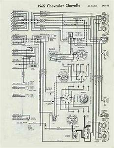 Wiring Diagram Diagram Of 1965 Chevrolet Chevelle  61298