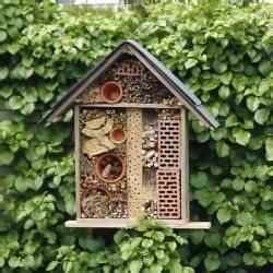 Tiere Im Insektenhotel : nisthilfen f r wildbienen basteln mein sch ner garten ~ Whattoseeinmadrid.com Haus und Dekorationen