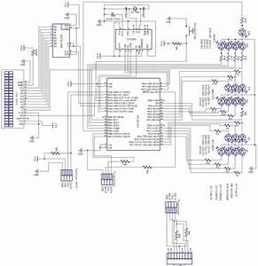 Samsung La37b530p7f Schematic Diagram