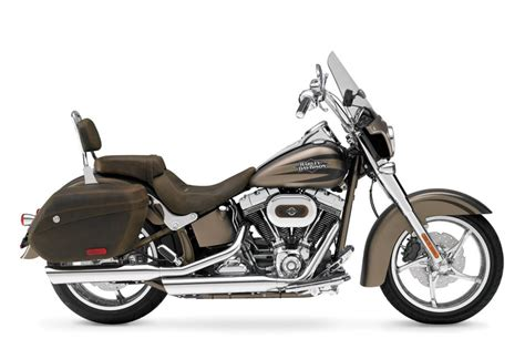 Harley Softail Saddlebags-some Advantages @ Motorcycle