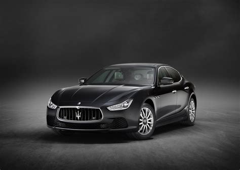 maserati ghibli sport 2017 maserati ghibli gets more powerful base v6 model