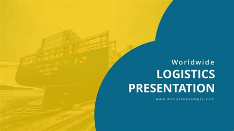 Free Logistics PowerPoint Template - Free PowerPoint Templates