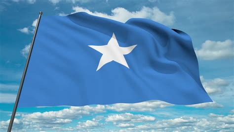 Somalia Flag Meaning, Picture