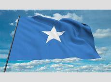 Somalia Flag Stock Footage Video Shutterstock