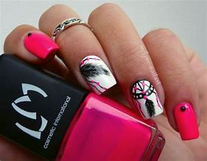 Motivational Designs 40 Inspirational Nail Art Inspired By Native American