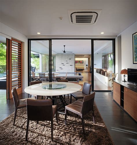 Delicious Interiors With Materials And Gorgeous Outdoor Spaces by Modern Thai Home Inspiration