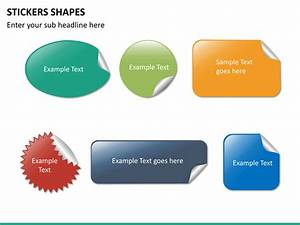 Powerpoint Sticker Shapes