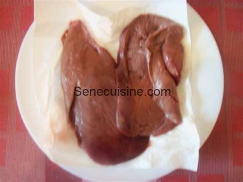 cours cuisine libanaise comment préparer du bon foie de boeuf senecuisine