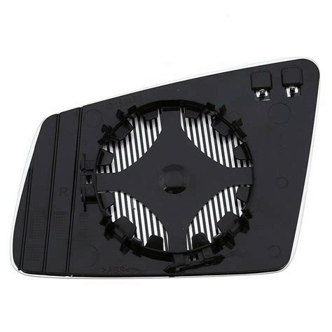 Right Side Wing Mirror Glass Heated Fits Mercedes-Benz ...
