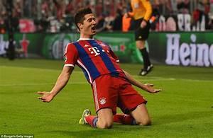 Bayern Munich 6-1 Porto (agg 7-4): Robert Lewandowski ...