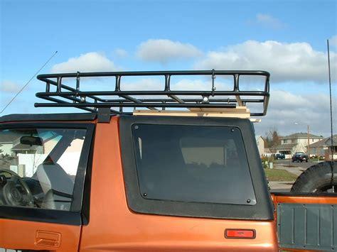Suzuki Sidekick Roof Rack by Zukiworld Reviews Calmini Roof Rack For Suzuki Sidekick
