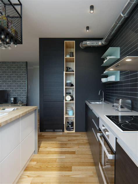 Wand Streichen Ideen Grau by Wandfarbe K 252 Che Ausw 228 Hlen 70 Ideen Wie Sie Eine