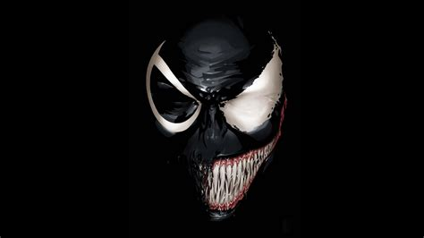 the minimalist movie venom marvel universe 10 wallpapers