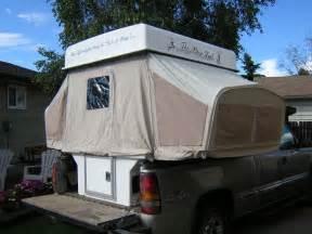 Truck Box Tent Camper