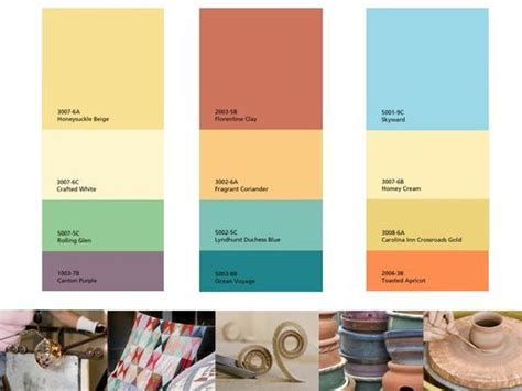 southwestern paint color combinations digg this save