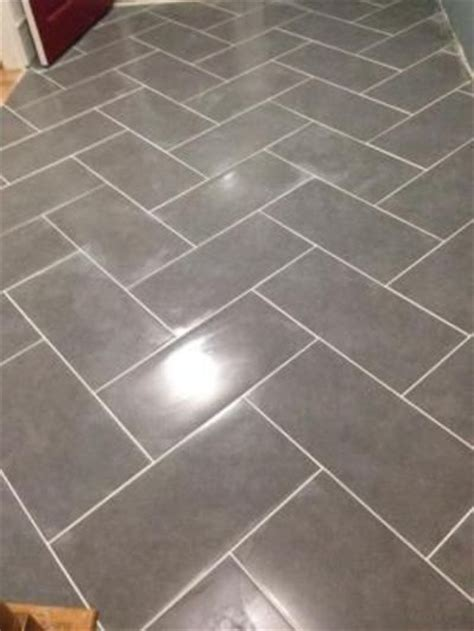 mitte gray tile style selections mitte gray glazed porcelain floor tile