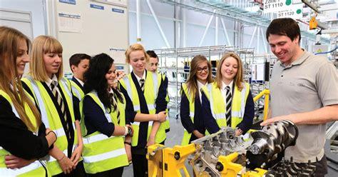 jlr opens education business partnership centre  engine