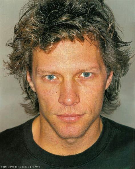 Super Rare Close Jon Bon Jovi Pinterest