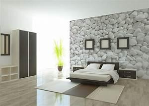 Papier peint chambre adulte zen meuble oreiller for Tapis chambre ado avec matelas pirelli memoire de forme