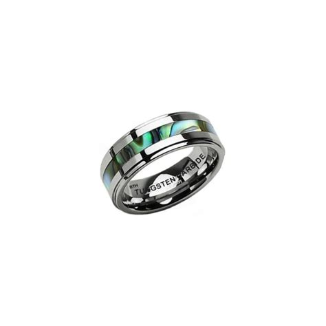 Abalone Shell Inlay Mens Tungsten Carbide Wedding. Crown Setting Engagement Rings. Twisted Gold Bangle. Creation Watches. Cartier Brooch. Pendulum Pendant. Modern Engagement Rings. 1ct Emerald. St John Bracelet