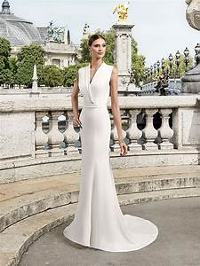 the 2018 pronuptia collection bridal gowns bohemian chic With se marier à 50 ans quelle robe