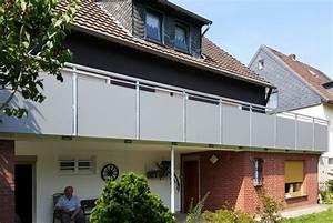Platten Für Balkonverkleidung : balkonrenovierung nappenfeld edelstahl schlosserei in m lheim an der ruhr ~ Frokenaadalensverden.com Haus und Dekorationen