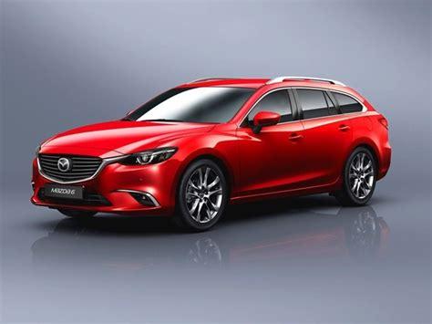 2019 Mazda 6 Wagon What To Expect  Toyota Mazda