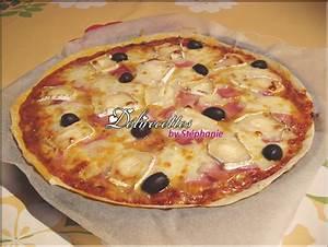 Recette Pizza Chevre Miel : pizza ch vre miel d lirecettes ~ Melissatoandfro.com Idées de Décoration