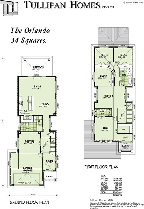 dream storey house plans narrow blocks photo home plans blueprints
