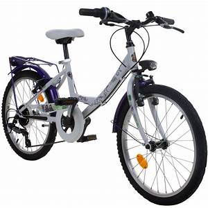 Fahrrad Ab 4 Jahre : disney descendants kinderrad 20 zoll wei lila ab ca 6 ~ Kayakingforconservation.com Haus und Dekorationen
