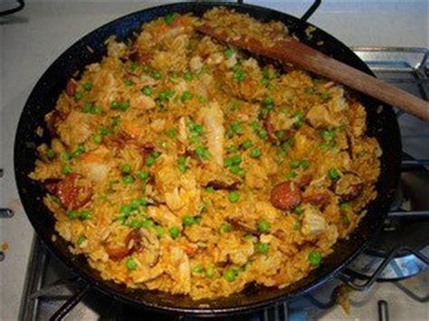id馥 recette cuisine facile cuisine facile com paella