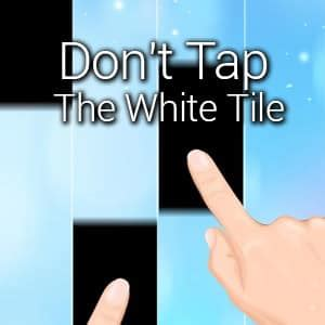 dont tap the white tile 2 don t tap the white tile funnygames org