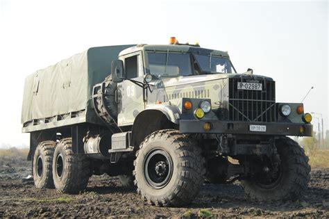 military technics kraz  open version