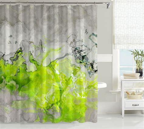 best 25 green shower curtains ideas on