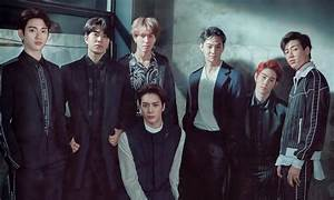 Got7 Keep Their Quot Eyes On You Quot As They Top Itunes Charts In