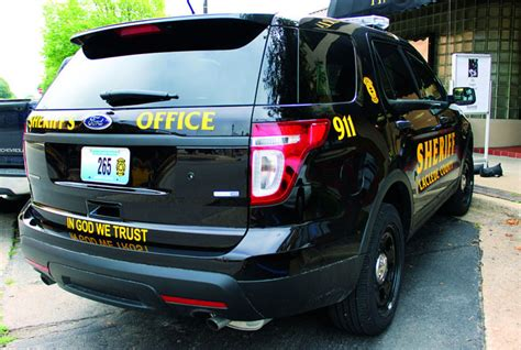 Missouri Sheriff Department Told To Remove 'In God We ...